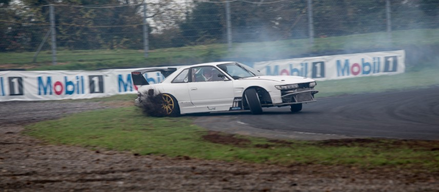 Drifting category at Auto Heroes Event