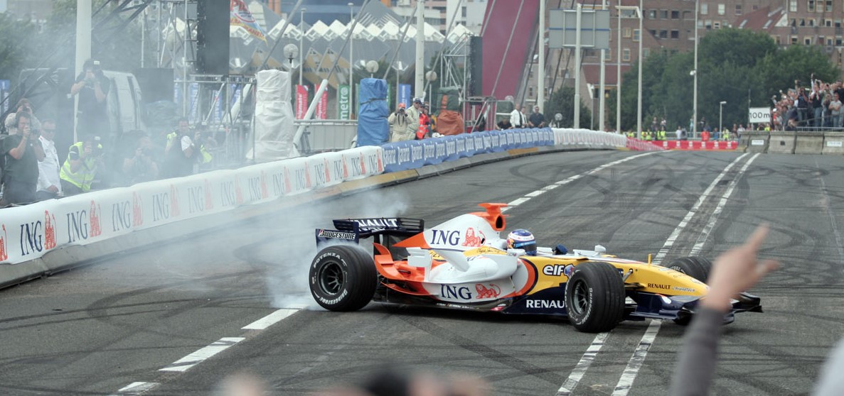 Photo from Bavaria City Racing in Rotterdam