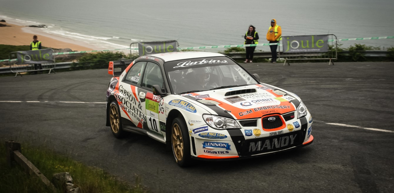 Dnegal Rally